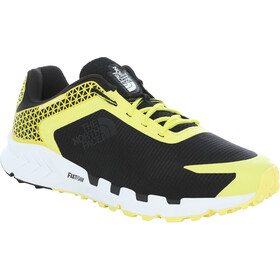 The North Face Flight Trinity Zapatillas Hombre, tnf lemon/tnf black